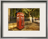Lonely in London Framed Photographic Print by Trey Ratcliff