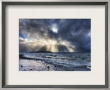 The Rapture Framed Photographic Print by Trey Ratcliff