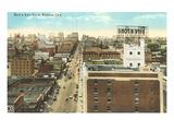 Downtown Kansas City, Missouri Print
