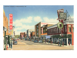 Central Avenue, Albuquerque, New Mexico Prints