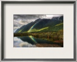 Deep in the South of New Zealand Framed Photographic Print by Trey Ratcliff
