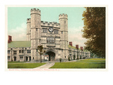 Blair Hall, Princeton University, New Jersey Art