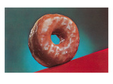 Glazed Donut, Retro Posters