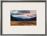 The Valley of Abundance Framed Photographic Print by Trey Ratcliff
