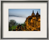 Buddha in the Jungle Highlands Framed Photographic Print by Trey Ratcliff