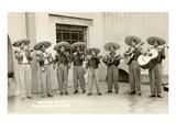 Guadalajara Mariachis, Mexico Prints