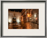Exploring Ibiza at Night Framed Photographic Print by Trey Ratcliff