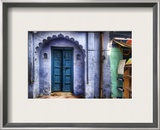 The Purple Portal Framed Photographic Print by Trey Ratcliff