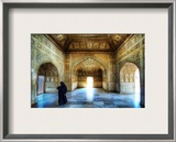 Floating Through the Temple Framed Photographic Print by Trey Ratcliff