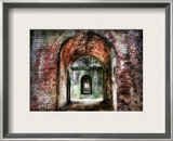 The Endless Tunnel Framed Photographic Print by Trey Ratcliff