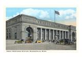 Great Northern Station, Minneapolis, Minnesota Posters