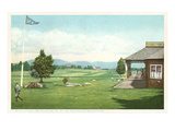 Golf Course, Bethlehem, New Hampshire Prints
