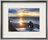 The Lost Rock Temple Framed Photographic Print by Trey Ratcliff