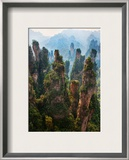 Pandora from Avatar Framed Photographic Print by Trey Ratcliff