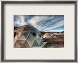 The Martian Chronicles Framed Photographic Print by Trey Ratcliff