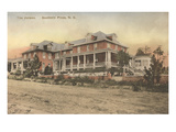 The Juneau, Southern Pines, North Carolina Print