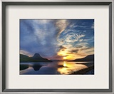 Forever Skies Framed Photographic Print by Trey Ratcliff