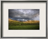 The Rainbow After the Storm Framed Photographic Print by Trey Ratcliff