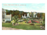 Krug Park, St. Joseph, Missouri Posters