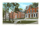 St. Mary's School, Concord, New Hampshire Posters