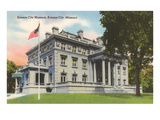 Museum, Kansas City, Missouri Print