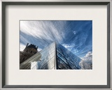 The Louvre Framed Photographic Print by Trey Ratcliff