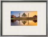 Farewell India Framed Photographic Print by Trey Ratcliff