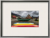 The Best Fish Evar Framed Photographic Print by Trey Ratcliff