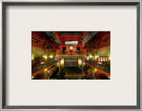 The Peking Opera Framed Photographic Print by Trey Ratcliff