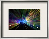 The Wormhole Framed Photographic Print by Trey Ratcliff