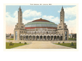 The Arena, St. Louis, Missouri Posters