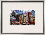 Akihabara Street Framed Photographic Print by Trey Ratcliff