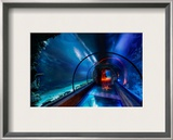 The Secret Underwater Passage Framed Photographic Print by Trey Ratcliff