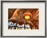 The Gaudi Cheesecake Factory Framed Photographic Print by Trey Ratcliff