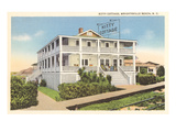 Kitty Cottage, Wrightsville Beach, North Carolina Posters