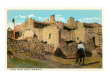 Laguna Pueblo, New Mexico Posters