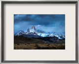 A View from the Ranch in Argentina Framed Photographic Print by Trey Ratcliff