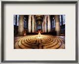 The Inner Sanctum Framed Photographic Print by Trey Ratcliff
