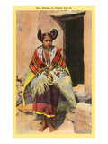 Hopi Maiden Posters