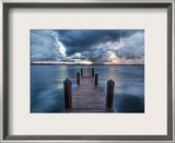The Calm After the Storm Framed Photographic Print by Trey Ratcliff