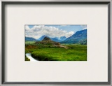 Beyond the Dome Framed Photographic Print by Trey Ratcliff