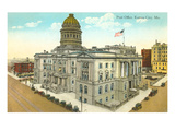 Post Office, Kansas City, Missouri Prints