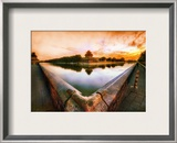 Forbidden Corner Framed Photographic Print by Trey Ratcliff
