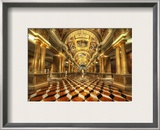 The Royal Entrance Framed Photographic Print by Trey Ratcliff