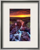 The Solstice Framed Photographic Print by Trey Ratcliff