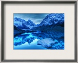 I've reached the end of the world Framed Photographic Print by Trey Ratcliff