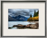 The Remarkable Mood Framed Photographic Print by Trey Ratcliff