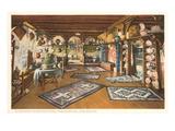 Indian Crafts, Albuquerque, New Mexico Prints