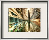 The Secret Spots in Tokyo Framed Photographic Print by Trey Ratcliff