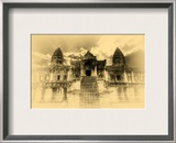Like a British Explorer Framed Photographic Print by Trey Ratcliff